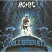 Ac/dc Ballbreaker - Cd Rock - Mkp000315006525