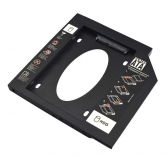 Adaptador Hdd/ssd Para Notebook Via Baia de 9,5Mm Cd/dvd Ga172  - Mkp000278003612