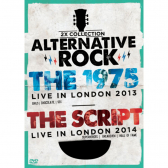 Alternative Rock Vol. 2  The 1975 E The Script Dvd Rock - Mkp000315007558