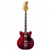 Baixo 4 Cordas Fender Modern Player Coronado - Candy Apple Red Mkp000315001912