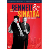 Bennett & Sinatra Video Collection - Dvd Jazz - Mkp000315007382