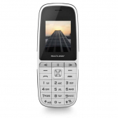 Celular Up Play Dual Chip Mp3 Com Câmera Branco - Multilaser - P9077 - Mkp000278003324
