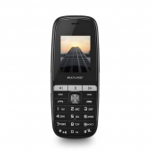 Celular Up Play Preto Dual Chip Mp3 Com Câmera Multilaser P9076  - Mkp000278003307