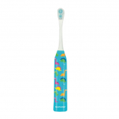 Escova Dental Infantil Dinossauro Kids Health Pro Multilaser - Mkp000278002953