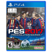 Game Pes 2017 - Ps4