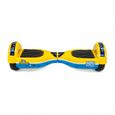 Hoverboard Balance Wheel Bluetooth Amarelo E Azul Two Dogs - Mkp000609000259