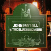 John Mayall & The Bluesbreakers Live At The Iowa State University - Cd Blues - Mkp000315007475