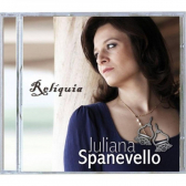 Juliana Spanevello Relíquia Cd Música Regional - Mkp000315007835