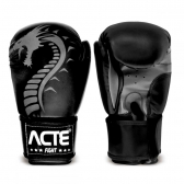 Kit Treino Boxe Dragon Preto Acte Sports 10Oz - Mkp000384000449