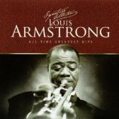 Louis Armstrong All Time Greatest Hits - Cd Jazz - Mkp000315007446