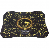 Mouse Pad Gamer Preto/amarelo Bright 0429 - Mkp000335005411