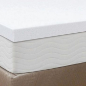 Pillow Top Látex Hr Foam Queen 1,58 X 1,98 X 3Cm Aumar - Mkp000340000048
