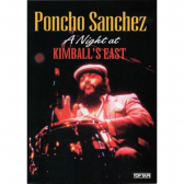 Poncho Sanchez A Night At The Kimball'S East - Dvd Jazz - Mkp000315007379