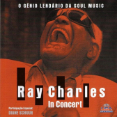 Ray Charles In Concert - Cd Jazz - Mkp000315007730