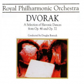 Royal Philharmonic Orchestra Dvorak Slavonic Dances - Cd Clássica - Mkp000315007785