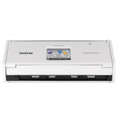 Scanner de Mesa Brother 600 Dpi Color, Duplex - Ads1500W - Mkp000590000695