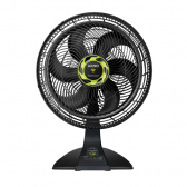 Ventilador Arno Silence Force Touch Control Chumbo/verde Vf6M 127V 40Cm Ve3315B1-127 - 571510480210021201
